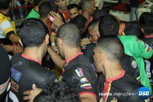 #Fútsal | Guerreros inició con barrida su camino a la tercera estrella