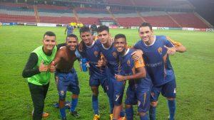 FutVe: Titanes Fútbol Club hace historia y avanza en Copa Venezuela