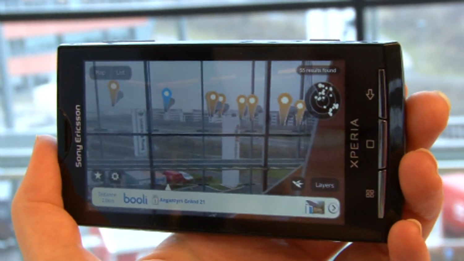 layar-augmented-reality-application-xperia-x10