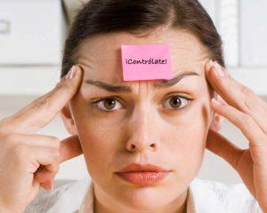 Cuáles son los signos que delatan el estrés en la piel