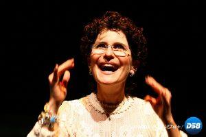 Una «Renacida» Anna Vacarella transmitió fe, amor, paz y esperanza en Maracaibo