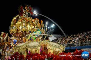 Un desfile dedicado a la raíz africana de Brasil gana el carnaval paulista