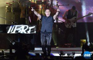 Al grito de «Venezuela Libre» Franco de Vita arrancó su «Libre Tour»