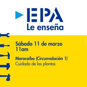 Taller EPA enseña en Maracaibo
