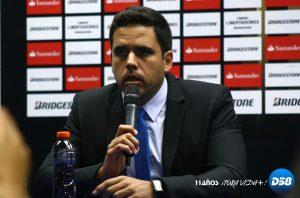 Farias: «No pudimos contrarrestar la presión del Chapecoense»