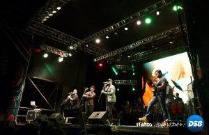 Guaco causó euforia en Maracaibo con su animado concierto