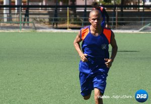 Jesús Lossada: «desde que nací siento pasión por el fútbol»