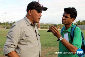 «Patón» González: «me siento orgulloso del grupo de muchachos que tengo»