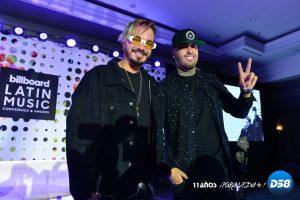 Billboard: J Balvin y Nicky Jam aseguran que habrá más fusiones entre reguetón y pop
