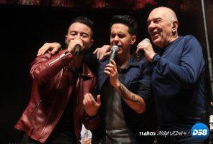 Guaco estrenó «Lágrimas no más» en versión sinfónica junto a Dudamel