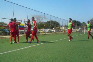 FútVe: Victoria contundente de Talentos del Sur sobre Petroleros FC