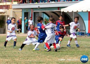 Academia Titanes batalló en el primer Torneo Nacional Fundauam