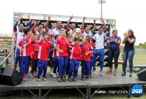 Vibrante: La final de la Copa Nacional FUNDAUAM se cubrió de alegría