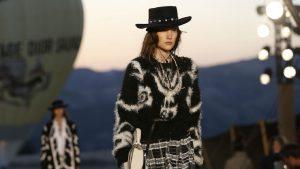 Dior se reinventa en las costas de Los Ángeles con línea Resort