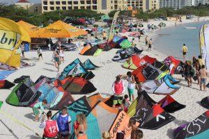 Aruba vive el deporte en un paraíso caribeño