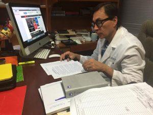Especialista valenciano participa en congreso internacional del corazón