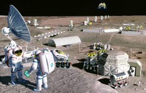 China inicia simulación de colonia lunar de cara a futuras misiones