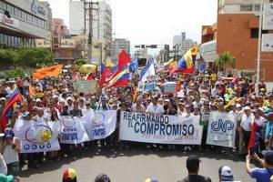 CNP Zulia: «Los opresores jamás silenciarán nuestras voces»