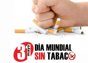 31 de mayo: Día mundial de no fumar