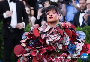 Color e imaginación se apoderan de una excéntrica gala del MET en Nueva York