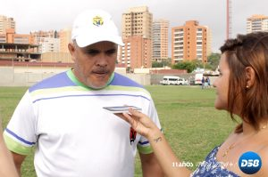 FútVe: «Patón» González: «aquí las estrellas son los 11 que entren a jugar»