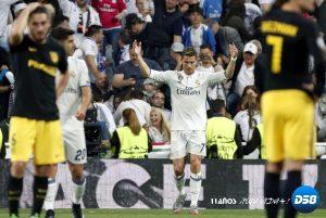 Champions: Cristiano sitúa al campeón a un paso del sueño