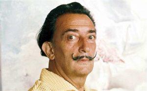El artista Salvador Dalí cumpliría hoy 113 años de edad