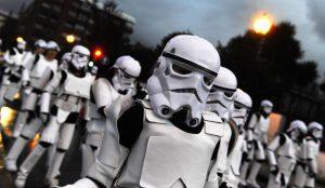 Fanáticos del mundo celebran 40 años de La Guerra de las Galaxias