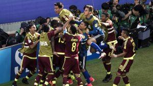 U20WC: Venezuela vence a México 1-0  y aseguró primer lugar del Grupo B