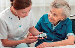 Cuidados especiales mejoran calidad de vida del adulto mayor con diabetes