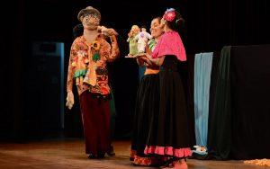 Ciudad Puerto Teatro llenará de humor y títeres el CAMLB