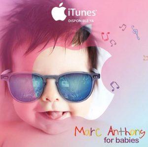 Marc Anthony lanza álbum de música infantil