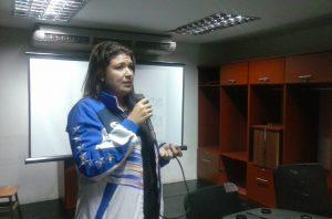 Nutrición, Psicología y Lesiones fueron abordados en la Academia Águilas del Zulia