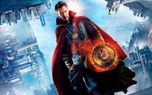 Benedict Cumberbatch llega al set de rodaje de «Vengadores: Guerra del Infinito»