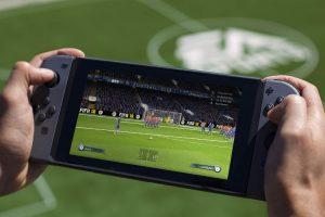 Primeros detalles de FIFA 18 en Nintendo Switch