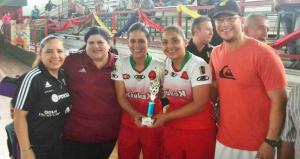 Trujillanos Fútbol Sala se coronó campeón de la Liga Femenina de Fútsal