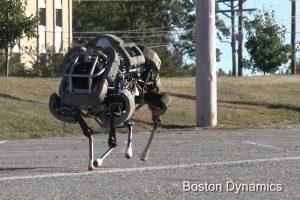 Google venderá Boston Dynamics a Softbank