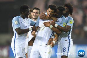 U20WC: Inglaterra jugará la final con Venezuela tras imponerse a Italia