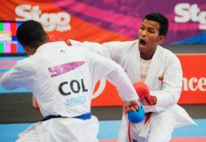 Andrés Madera número uno del mundo en karate