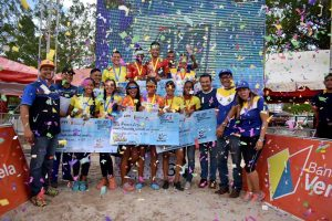 Deportivo Guarapiche campeón de la Liga Venezolana de Voleibol de Playa
