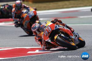 MotoGP: Dovizioso sumó en Barcelona su segunda victoria consecutiva