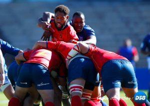 España logró ajustada victoria ante Namibia en primera jornada de Nations Cup de Rugby