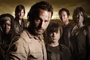 «The Walking Dead» es la serie más popular en las redes sociales
