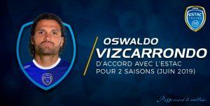 Vizcarrondo nuevo jugador del ESTAC Troyes