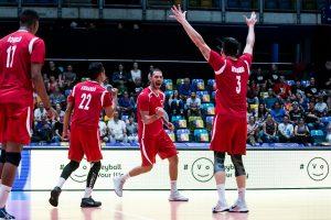Venezuela derrotó 3-1 a Kazajistán en la Liga Mundial de Voleibol 2017