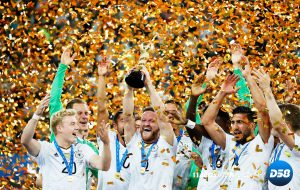 Alemania acabó con el sueño de Chile