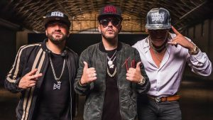 Yandel y Bad Bunny se unen a Nacho para «Bailame»