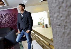 Jonathan Colina es el zuliano que figura en las producciones colombianas más exitosas