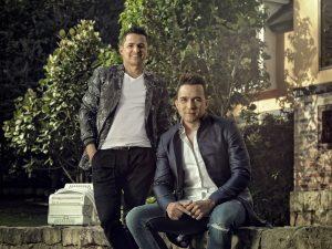 Jorge Celedón y Sergio Luis Rodríguez presentan «Me gustas mucho»