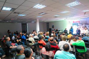 Entre boleros, risas y emoción disfrutaron los zulianos en PDVSA La Estancia Maracaibo